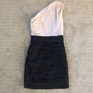 EXPRESS satin dress, size 0